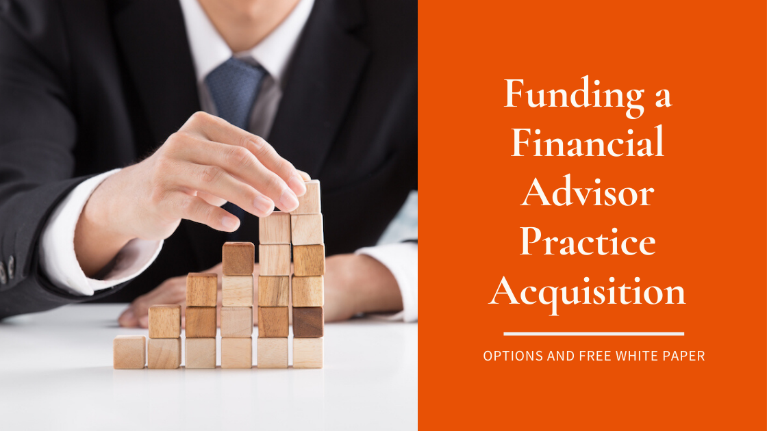 Financing a Financial Planning Practice Acquisition