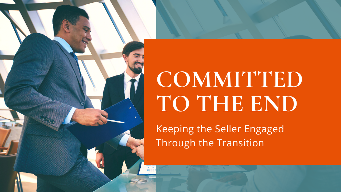 Committed to the End: How an Attrition Clause Keeps the Seller Engaged Through the Transition of a Financial Advisor Practice